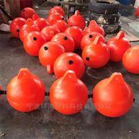 广西水上航道建设警示塑料浮球