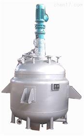 齐全K系列机械密封电加热反应釜