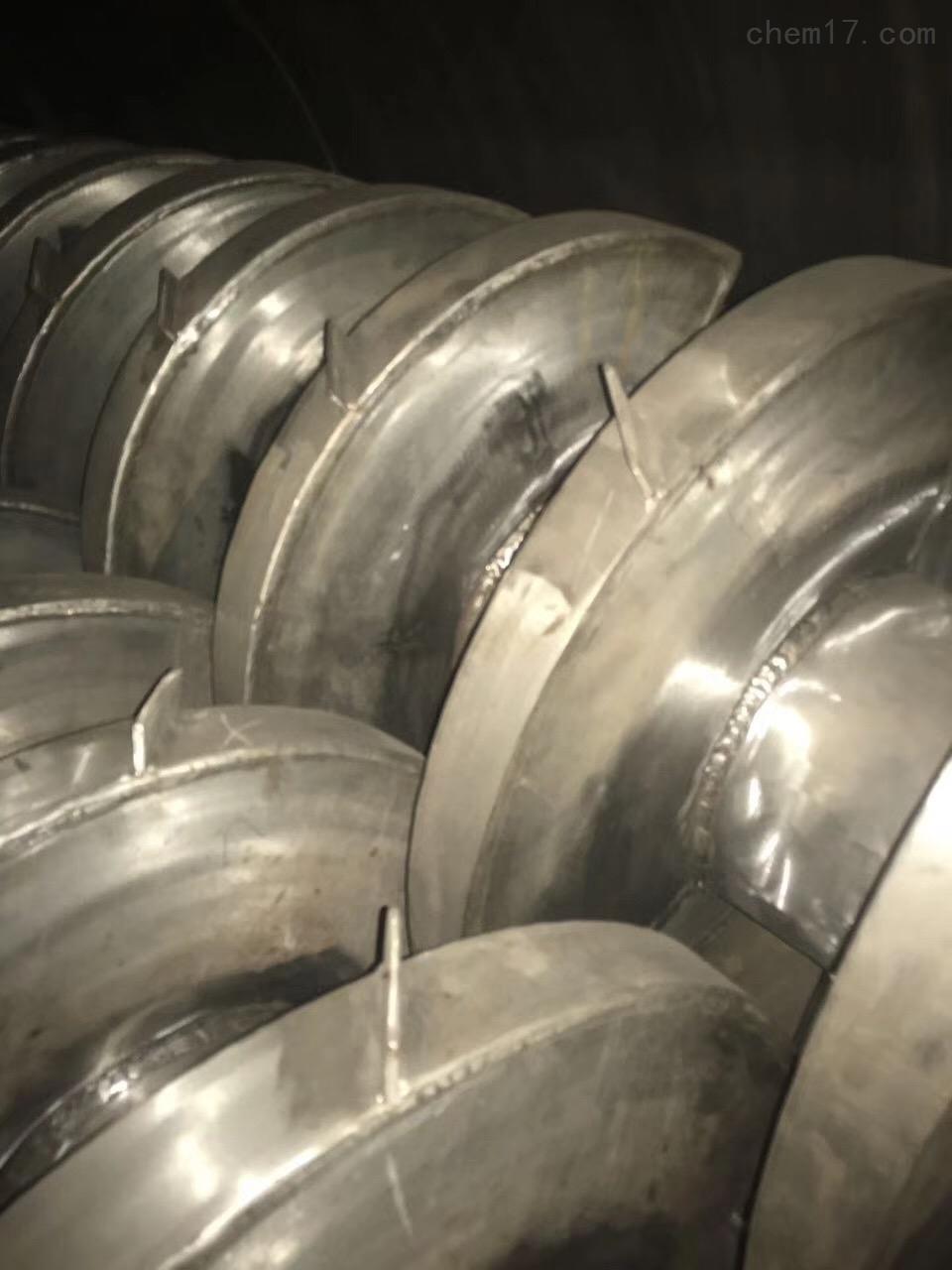 30平方桨叶干燥机大量回收二手30平方桨叶干燥机