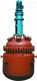 供应电加热搪玻璃反应釜,型号齐全搪玻璃反应釜