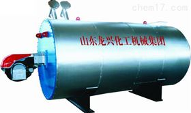 不锈钢导热油加热反应釜