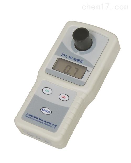 SYL-1B便携式余氯仪、水中氯离子浓度检测仪