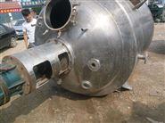常年回收1吨常压不锈钢电加热反应釜