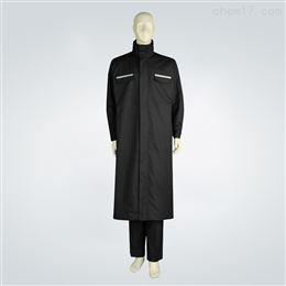 防电弧工作服  黑色长袍