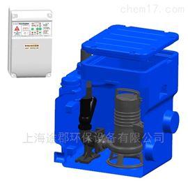 PE-10-10-0.75/PE一体化污水提升设备