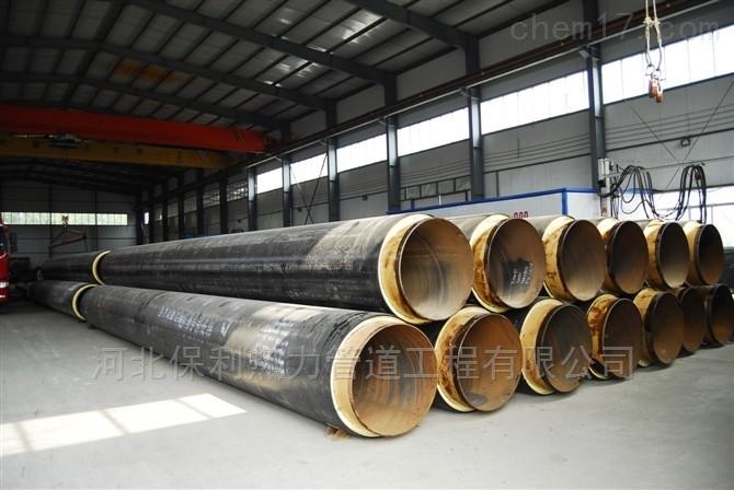 泡沫塑料保温管价格,聚氨酯直埋管厂家