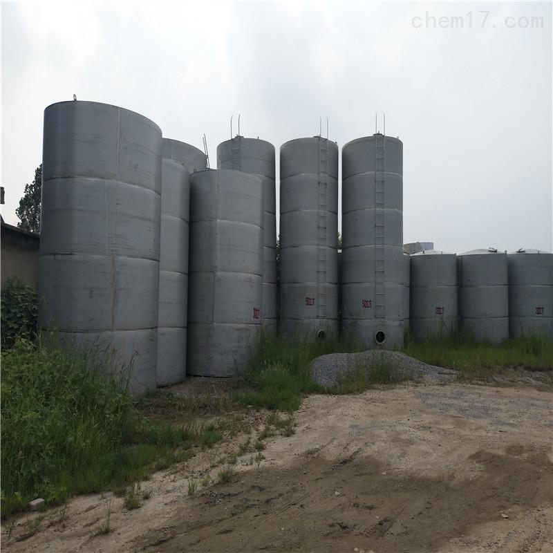 山东出售二手立式不锈钢储油罐