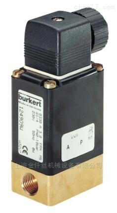 德国BURKERT电磁阀直动式两位两通0330类型