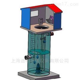 一体化雨水泵站雨水提升泵站