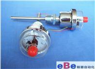 WSSX-401轴向型电接点双金属温度计