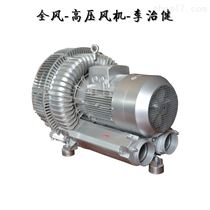 RB-91D-3 15kw高压鼓风机用于各种输送机