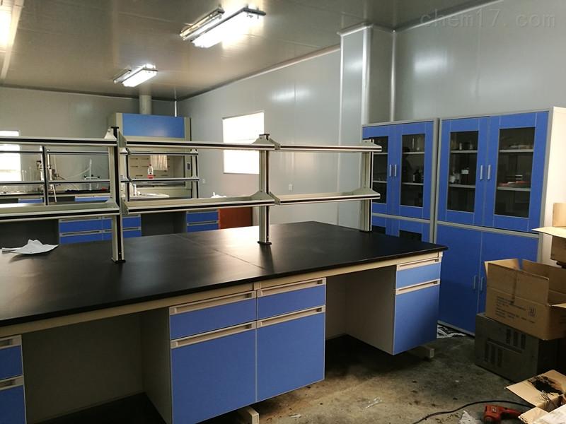 全木耐磨耐刮中央实验台