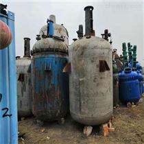 高价回收二手10吨不锈钢反应釜价格