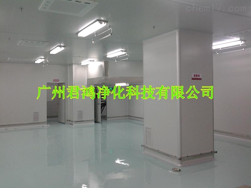 某食品厂净化车间装修工程30万级食品车间