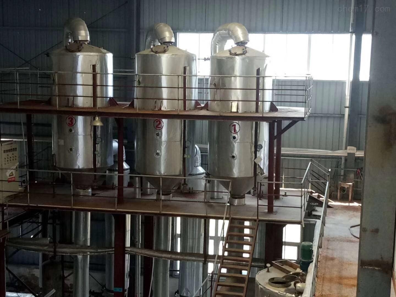 二手3效降膜蒸发器回收二手3效降膜蒸发器3吨4吨的