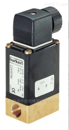 德国BURKERT摇臂电磁阀0127型性能