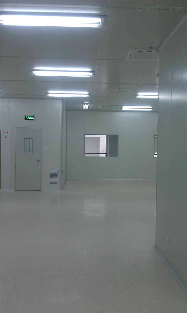 广东某光电厂净化工程
