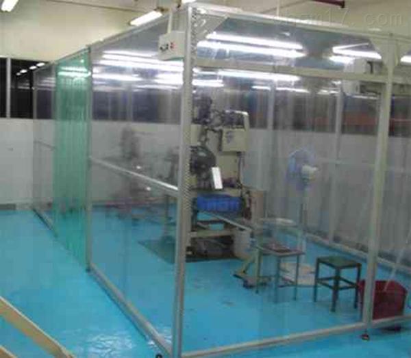广州实用型防尘隔温洁净棚