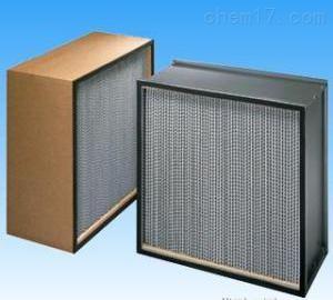 湖南耐高温有隔板高效过滤器