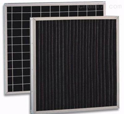 容尘量大活性炭板式过滤器