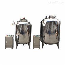 不锈钢储罐(生物发酵系统)
