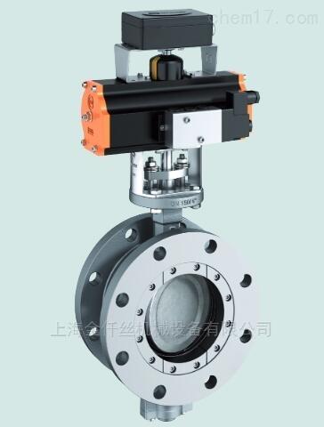德国进口EBRO高性能蝶阀HP112结构原理