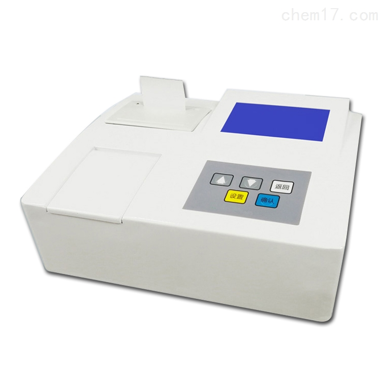 HG-SZ-408 常规单参数多功能水元素分析仪