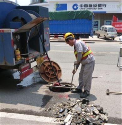 排水管道CCTV机器人电视检测专业队伍