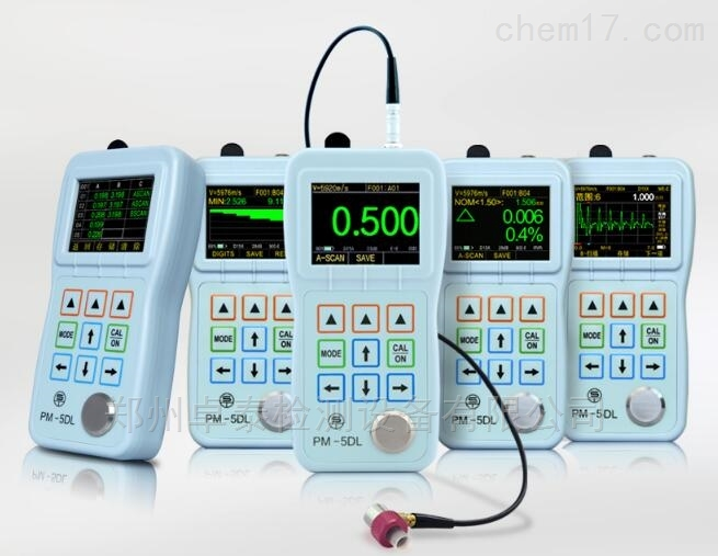 PM-5DL郑州超薄型超声波测厚仪