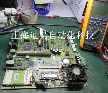 西门子PCU50工控机无显示开不了机维修