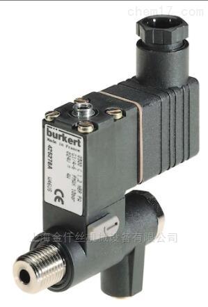 BURKERT直动式二位三通电磁阀0300类型现货
