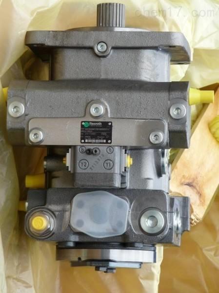 Rexroth柱塞泵中国授权