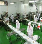 青岛烘焙食品无菌净化厂房工程