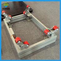 宁波电子秤,二氧化碳钢瓶秤带接口