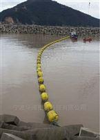 FT3080四川河道攔污挂網浮筒 直徑30公分水上浮筒