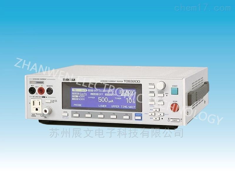 泄漏电流测试仪TOS3200系列