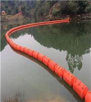 FT60100恩施水库拦污网 水电站拦污装置挂网浮体