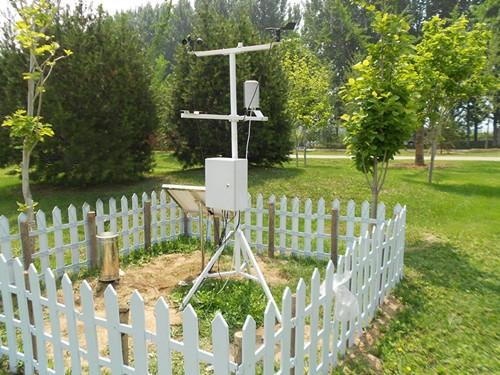 泛胜AMS农业气象监测站 多参数自动气象站