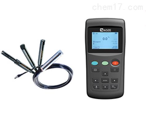 MC-10工业KOZE三泽便携式五参数测定仪