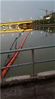 FT20100石家庄河道拦污栅浮体 直径20公分塑料浮体