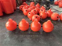 FQ400水上分區塑料浮球 内湖航道警示浮球