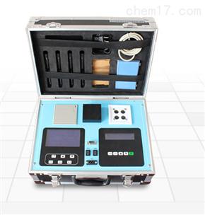 便携式COD氨氮总磷总氮浊度多参数测定仪