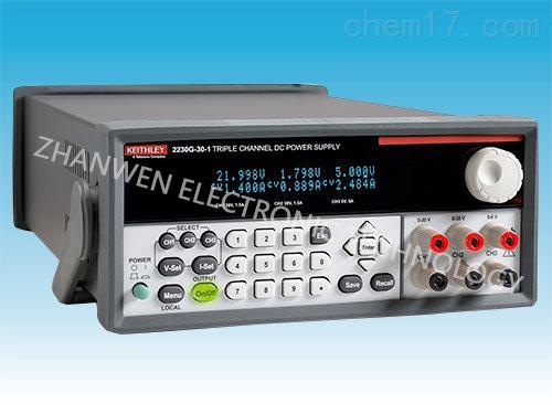 泰克多输出直流电源Keithley 2220/2230系列