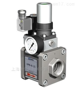德国COAX压力控制阀HPB-N 15类型厂家直供