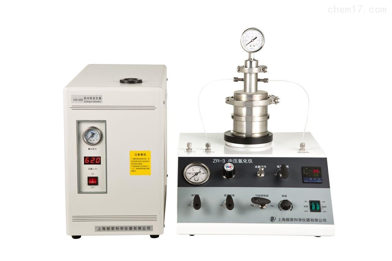 中压氢化仪