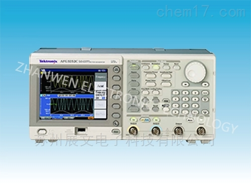 任意波形/函数发生器AFG3000C系列