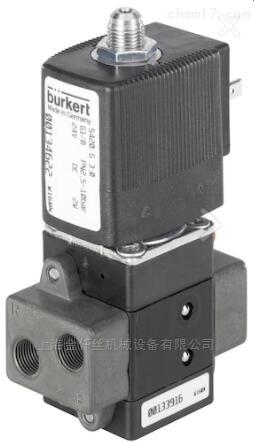 正品德国BURKERT2位4通电磁阀5420类型
