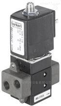 德国BURKERT电磁阀2824进口产品原理