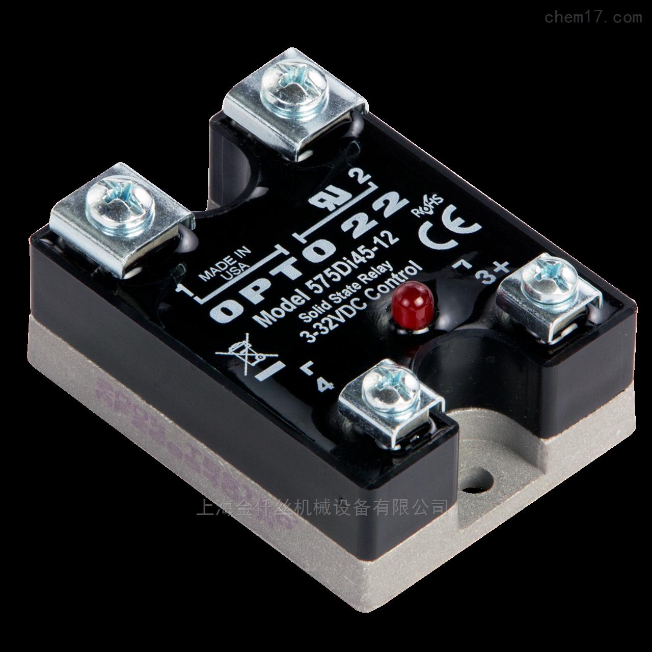 美国opto22固态继电器DC200MP进口