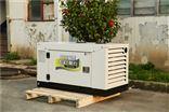 车载小型20kw柴油发电机
